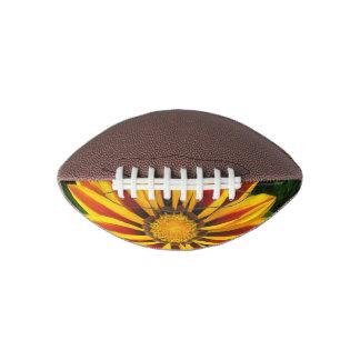Beautiful Orange Sun Flower Photo Football