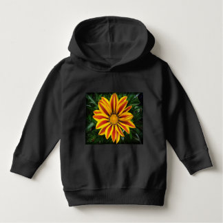 Beautiful Orange Sun Flower Photo Hoodie