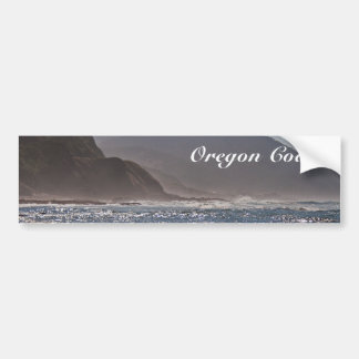 Beautiful Oregon Coast Bumper Sticker
