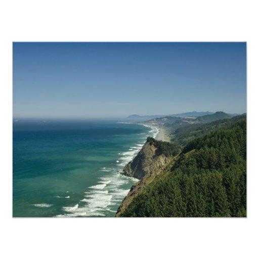 Beautiful Oregon Coast Art Photo