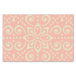 Beautiful Ornamental BoHo Kaleidoscopic Chic Style Tissue Paper