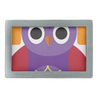 Beautiful Owl Belt Buckle
