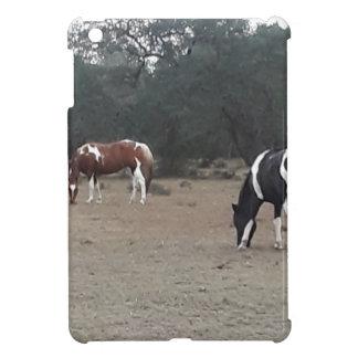 Beautiful Paint Horses Case For The iPad Mini