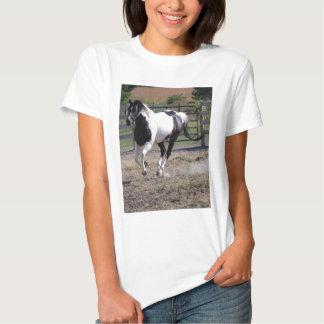 Beautiful Paint Pinto Horse T Shirts