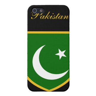 Beautiful Pakistan Flag Case For The iPhone 5