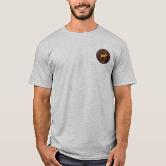 Beautiful Park City Moose Medallion Gear T-Shirt