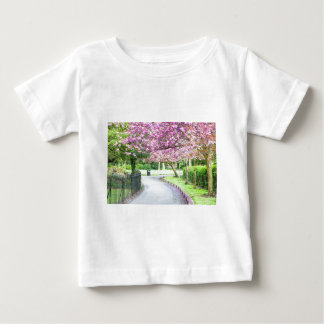 Beautiful park during the spring baby T-Shirt