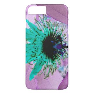 Beautiful passion flower iPhone 7 plus case