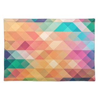 beautiful pattern fashion style rich looks colours placemat