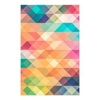 beautiful pattern fashion style rich looks colours stationery