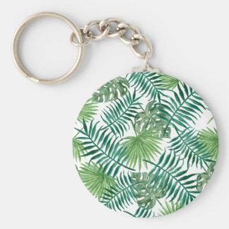 beautiful pattern fashion style rich looks  green keychain