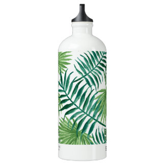 beautiful pattern fashion style rich looks  green water bottle