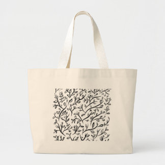 beautiful pattern fashion style rich looks large tote bag