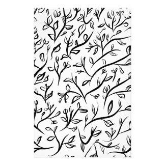 beautiful pattern fashion style rich looks stationery