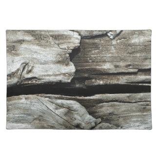 beautiful pattern wood fashion style rich looks placemat