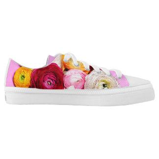 Beautiful petals Low-Top sneakers