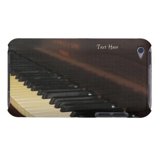 Beautiful Piano iPod Case iPod Touch Cover