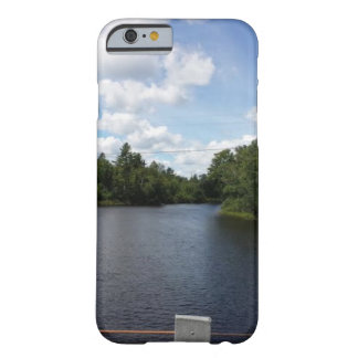 """Beautiful picture of the """"Michigamme River"""" Barely There iPhone 6 Case"""