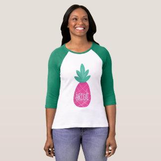 Beautiful Pineapple Bride T-Shirt