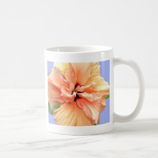 Beautiful Pink and Yellow Plumeria Coffee Mug
