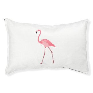 Beautiful Pink Flamingo Pet Bed