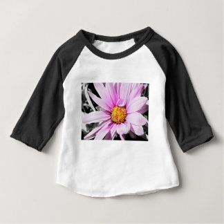 Beautiful Pink Flower Baby T-Shirt