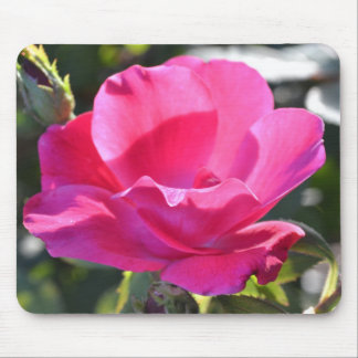 Beautiful Pink Flower Mousepad