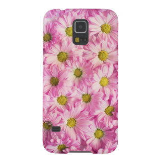 Beautiful Pink Flowers Galaxy S5 Cases