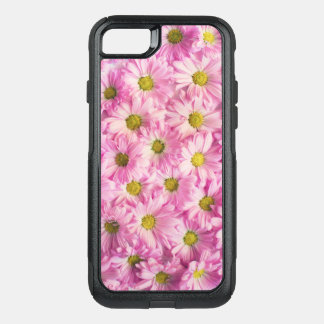 Beautiful Pink Flowers OtterBox Commuter iPhone 8/7 Case