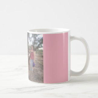 Beautiful Pink in Memory of Eva Perez Coffee Mug