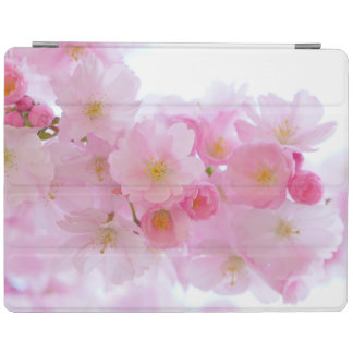 Beautiful Pink Japanese Cherry Blossom iPad Cover