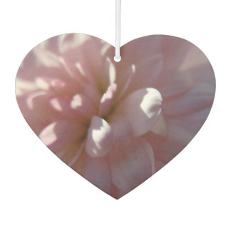 Beautiful Pink Mum Car Air Freshener