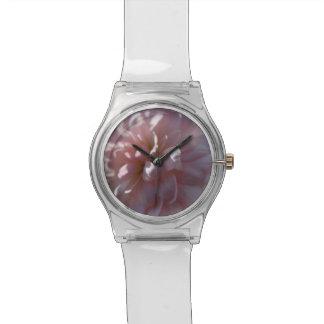 Beautiful Pink Mum Watch