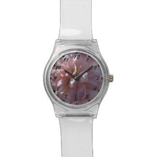 Beautiful Pink Mum Wristwatch