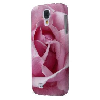 Beautiful Pink Rose Samsung Galaxy S4 case