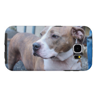 BEAUTIFUL PITTBULL CELL PHONE CASE