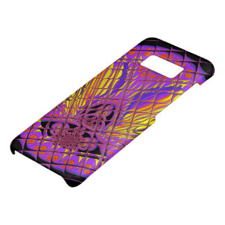 Beautiful Plum Amazing Colorful Pattern Design. Case-Mate Samsung Galaxy S8 Case