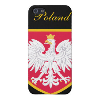 Beautiful Poland Flag iPhone 5 Cover