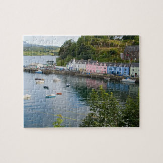 Beautiful port and sailboats with reflections in 2 jigsaw puzzle