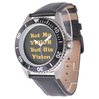 Beautiful Pretty Uniquely Exceptional Vision Watch