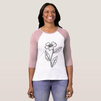 Beautiful Prim Rose shirt. T-Shirt