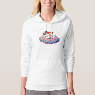Beautiful princess cartoon. hoodie