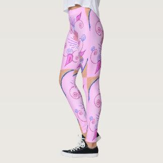 Beautiful Princess latest special pink floral Leggings