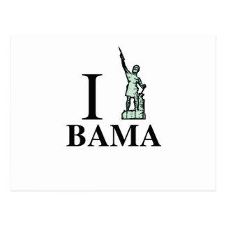 Beautiful Products|Alabama Pride Postcard
