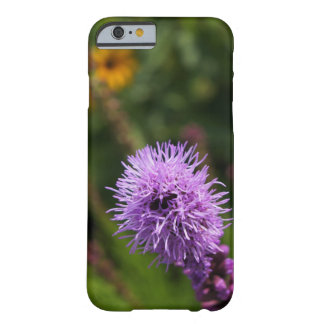 Beautiful Purple Blazing Star Barely There iPhone 6 Case