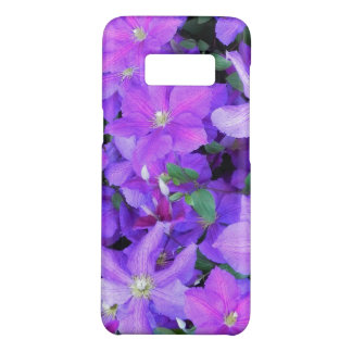 Beautiful Purple Clematis Case-Mate Samsung Galaxy S8 Case
