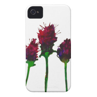 Beautiful Purple Flower Design Phone cover! iPhone 4 Case