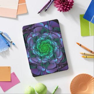 Beautiful Purple & Green Aeonium Arboreum Zwartkop iPad Pro Cover