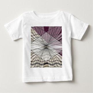 beautiful purple pattern design baby T-Shirt