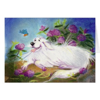 Beautiful Pyrenees / Note Card